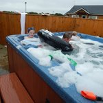 fun it the hot tub skylark 14