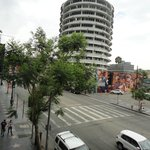 Capitol Records just across the street