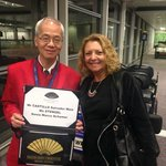 Welcome private service at Hong Kong airport