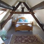 The Jade Attic room