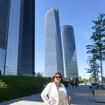 Eurostars Madrid Tower resmi