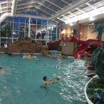 Foto de Comfort Inn Splash Harbor