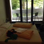 Foto van Lucerne Backpackers Hostel