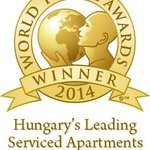 World Travel Aawrd 2014: Hungary's Leading Serviced Apartment