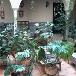 Foto van Hotel Patio de las Cruces