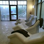 Spa - heated recliners