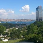 View from room - Bosphorus