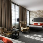 Junior Suite Hotel d'Aubusson Paris