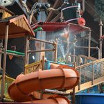 Foto de Six Flags Great Escape Lodge & Indoor Waterpark