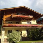 Front of Chalet Mara