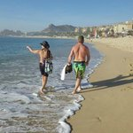 Easy walk from the resort into Cabo San Lucas