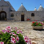 Trullo that we stayed in