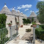Trulli at Masseria Montanaro