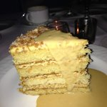 Coconut Cake at Mesa Grill