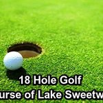 18 Hole Golf Course Lake Sweetwater