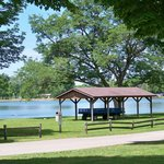 Foto de Roundup Lake RV Resort
