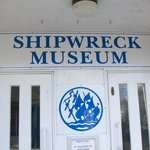 Shipwreck Museum Front