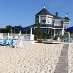 Foto de Winstead Inn and Beach Resort
