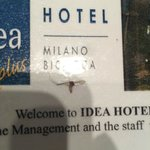 Photo de Idea Hotel Milano Bicocca