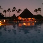 Foto de Neptune Pwani Beach Resort & Spa