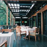The Lakehouse Restaurant at Calistoga Ranch