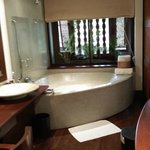 Bathroom in room 54