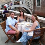 Our best dining experience in Venice