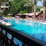 Foto de Club Palm Garden (Keskin) Hotel  & Apartments