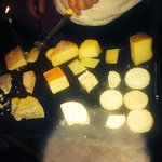 Cheese plate - plateau de fromage