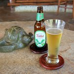 Refreshing Tona beer