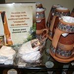traditional Costa Rican coffee makers