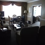 We enjoyed a Penthouse Suite on our first stay, and Executive Suite the second stay....both fabu