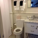 Bathroom in Vineyard Vines suite