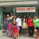 Group picture at Banaue Homestay