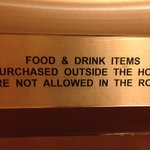 Dumbest rule I have ever heard of!