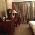 In room - business facilities are good