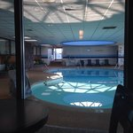 Indoor pool open 8a-10p