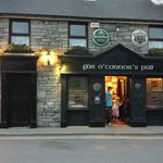 Gus O'Connor's Pub in Doolin, Ireland