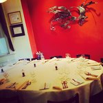 Private Dining Room seats up to 16