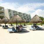 Foto van Grand Sirenis Mayan Beach Resort & Spa