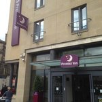 Foto de Premier Inn Lauriston Place