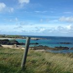 On the way up to Malin head, a must see