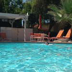 Pool at Mohave Resort