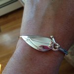 Willow leaf bracelet