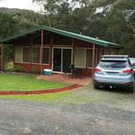 Halls Gap Valley Lodges resmi