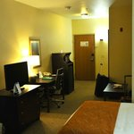 Foto van Comfort Suites of Johnson Creek