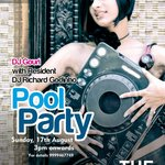 Pool Party at Aqua, The Park New Delhi.