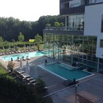 Foto de Falkensteiner Therme & Golf Hotel Bad Waltersdorf