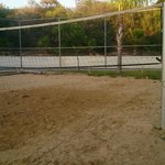 Volleyball court⚽