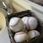 Baseball Bed and Breakfast Foto